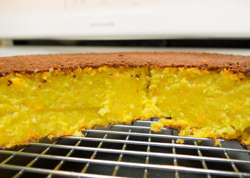 Claudia Roden's Orange And Almond Cake Recipes — Dishmaps